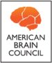 logo for the American Brain Council